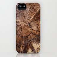 Knock On Wood iPhone (5, 5s) Slim Case