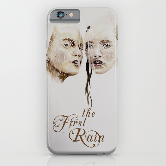 the first rain iPhone & iPod Case