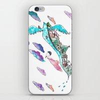 Flying Rio de Janeiro iPhone & iPod Skin