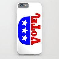 Republican Elephant iPhone 6 Slim Case