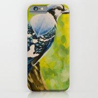 Blue Jay iPhone 6 Slim Case