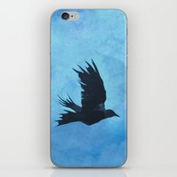 As The Crow Flys iPhone & iPod Skin