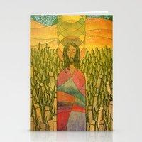 Jesus Stationery Cards