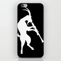 Crampogna 2 iPhone & iPod Skin