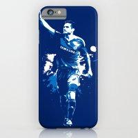 iPhone & iPod Case featuring Frank Lampard - Chelsea FC by Søren Schrøder