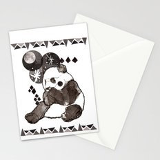 European Panda Stationery Cards