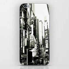WHITEOUT : Life in the City iPhone & iPod Skin