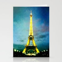 J'aime Paris! Stationery Cards