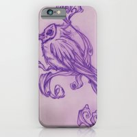iPhone & iPod Case featuring Voodoo feather by theQueenofSomething