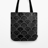 Black & white Idea Tote Bag