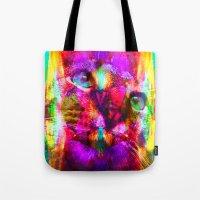 Crystal Cat - Sir Parker Tote Bag