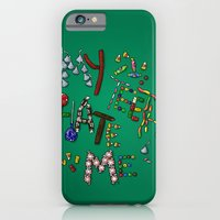 iPhone & iPod Case featuring My Teeth Hate Me by Austin Powe
