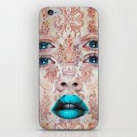 Baroque Perception iPhone & iPod Skin