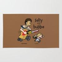 Sally And Bubba Rug