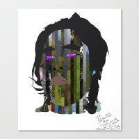 Input, Lost In Wonder, L… Canvas Print