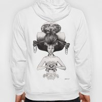 CANCER - Black And White… Hoody