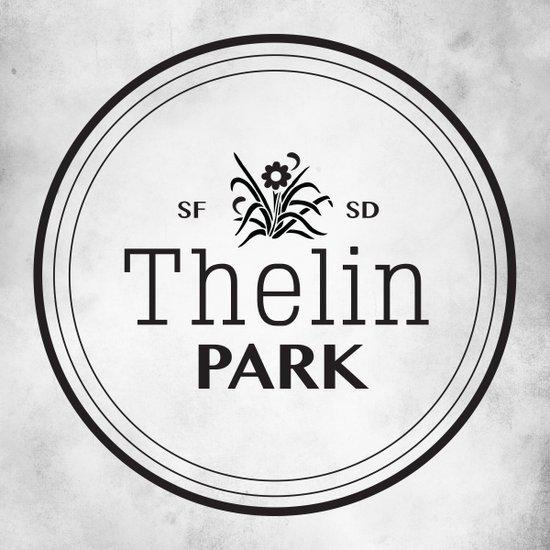 Thelin Park Canvas Print