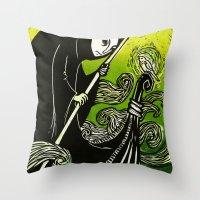 Charon Throw Pillow