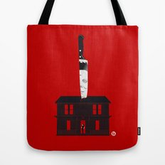 Halloween (Red Collection) Tote Bag