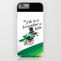 Life is a Beautiful Ride iPhone 6 Slim Case
