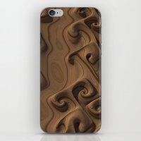 Mocha Dreams iPhone & iPod Skin