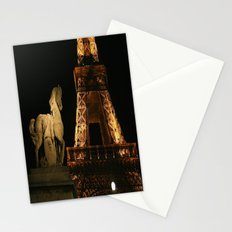 Guarding the Tower Stationery Cards