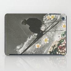 Spring Skiing iPad Case