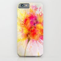 The Birth Of A Rose iPhone 6 Slim Case