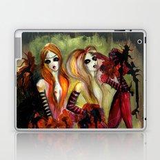 Twins 1 of 3 Laptop & iPad Skin