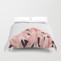 Mount Pios Right Duvet Cover