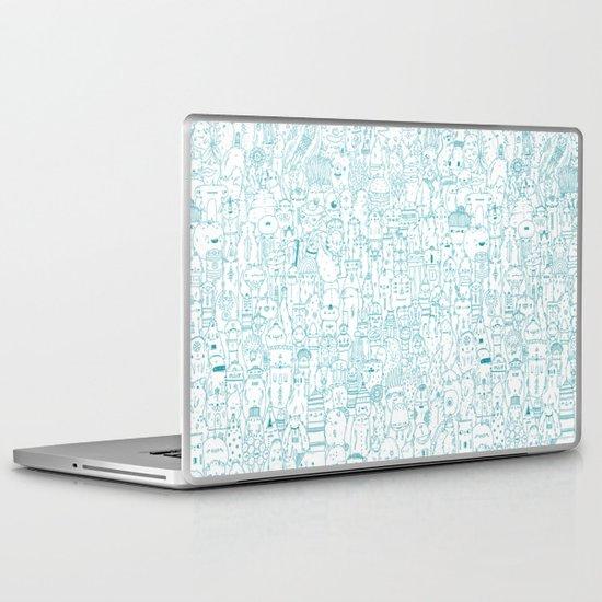 The farmer Laptop & iPad Skin