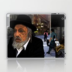 New York Business (Mind Your Own) Laptop & iPad Skin