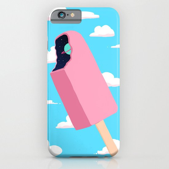 Creamsicle To Another Dimension...  iPhone & iPod Case