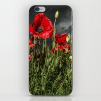 Royal Marine Remembrance iPhone & iPod Skin