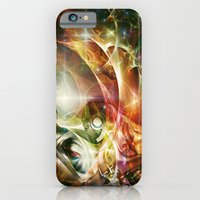 iPhone & iPod Case featuring EYE by Happi Anarky
