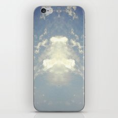 Cloud Blot iPhone & iPod Skin