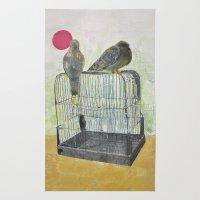 Free Birds Rug
