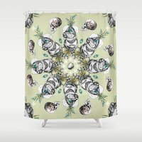 000003 Shower Curtain