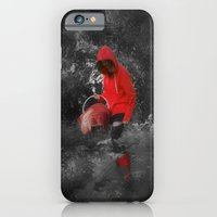 Red Dreams iPhone 6 Slim Case