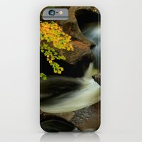 iPhone & iPod Case featuring Fall from the Bridge by Heather Newkirk Photography