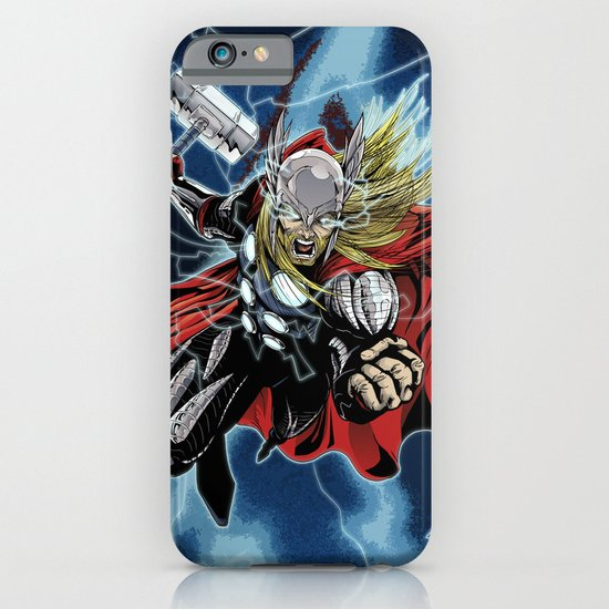 Almighty Thor  iPhone & iPod Case