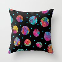 X.1982 Throw Pillow