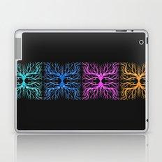 Ghostly Vines Laptop & iPad Skin