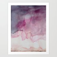 Do The Skies Crumble Art Print