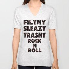Rock N Roll Unisex V-Neck