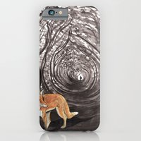 iPhone & iPod Case featuring I am a Fox by Kathryn Corlett // Illustration and Desi