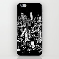 Skate! iPhone & iPod Skin