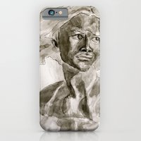 iPhone & iPod Case featuring Not A David Bust by Devin Sullivan