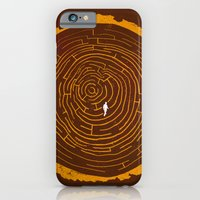 iPhone & iPod Case featuring Stumped by rob dobi