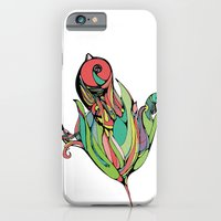 iPhone & iPod Case featuring Rising of the Birdy Gods by ChiLi_biRó